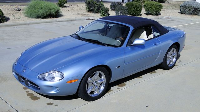 1997 Jaguar XK8 ROADSTER CONVERTIBLE Phoenix, Arizona 9