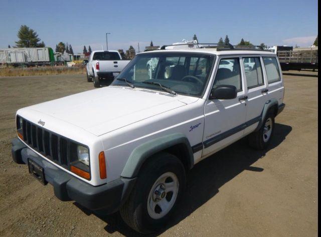 1997 Jeep Cherokee 4X4 SPORT EDITION W/ 114,554 MILES in San Diego, CA 92110