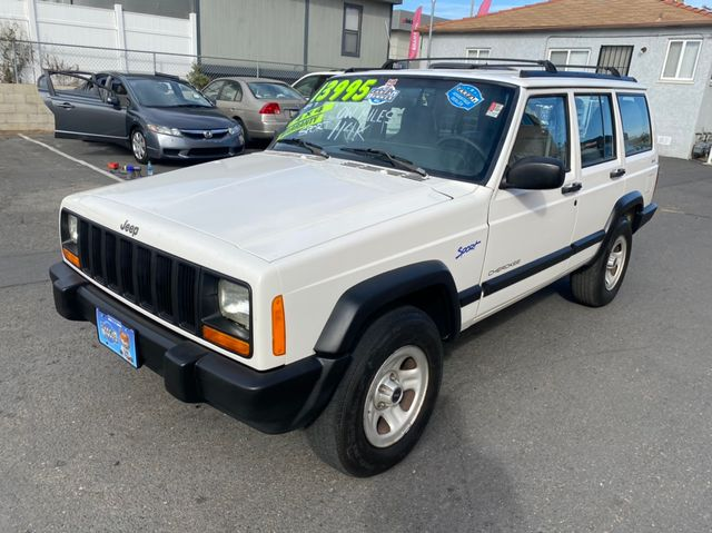 1997 Jeep Cherokee SPORT 4X4 - Automatic, 4.0L. I6 1 OWNER, CLEAN TITLE, 114,000 MILES 4.0L I6 4WD
