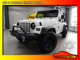 1997 Jeep Wrangler SE in Airport Motor Mile ( Metro Knoxville ), TN 37777