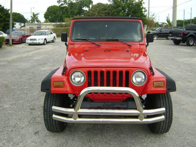 1997 Jeep Wrangler Sport in Fort Pierce, FL 34982