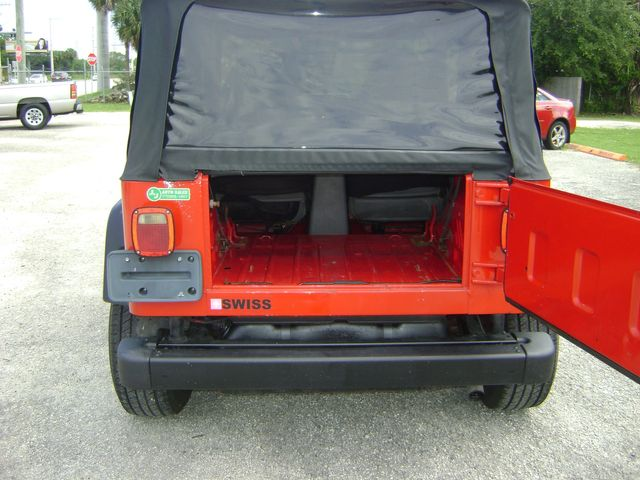 1997 Jeep Wrangler Sport in Fort Pierce, FL 34982