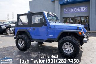 1997 Jeep Wrangler SE in  Tennessee