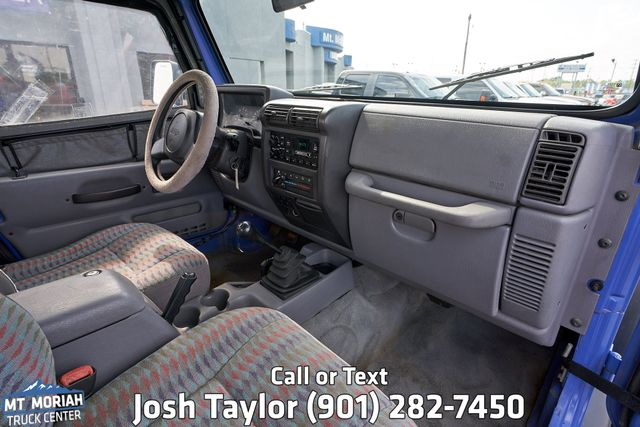 1997 Jeep Wrangler SE in Memphis Tennessee, 38115