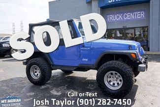 1997 Jeep Wrangler SE | Memphis, TN | Mt Moriah Truck Center in Memphis TN