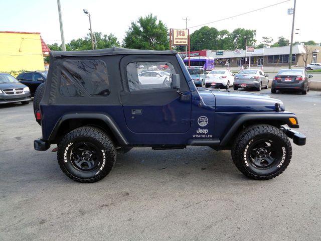 1997 Jeep Wrangler SE in Nashville, Tennessee 37211