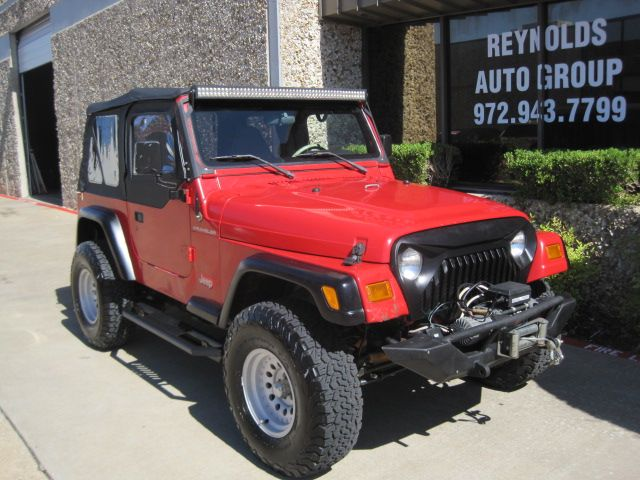 1997 Jeep Wrangler SE Soft Top, Perfect for On/Off Road or Hunting