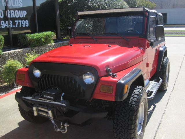 1997 Jeep Wrangler SE Soft Top, Perfect for On/Off Road or Hunting in Plano, Texas 75074