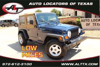 1997 Jeep Wrangler SE in Plano, TX 75093