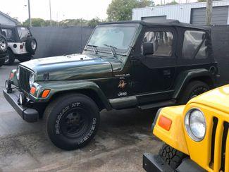 ... 1997 Jeep Wrangler Sahara Riverview, Florida 1
