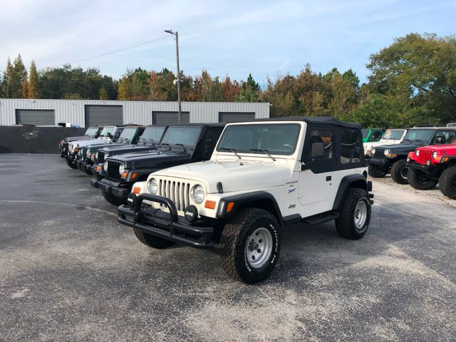 1997 Jeep Wrangler Sport Riverview, Florida