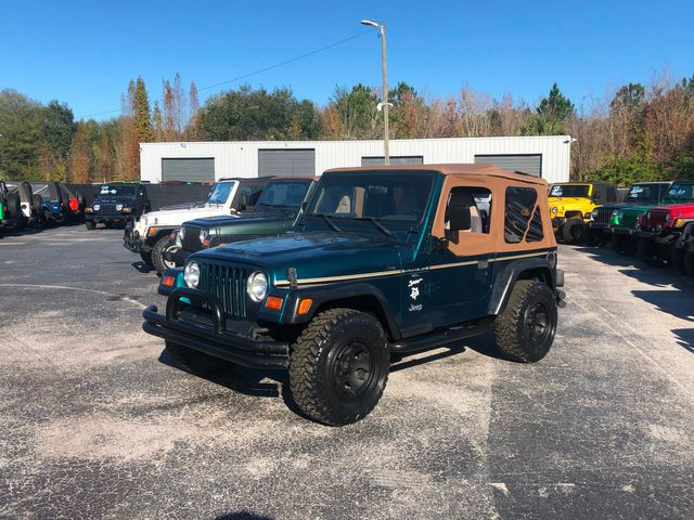 1997 Jeep Wrangler Sport in Riverview, FL 33578