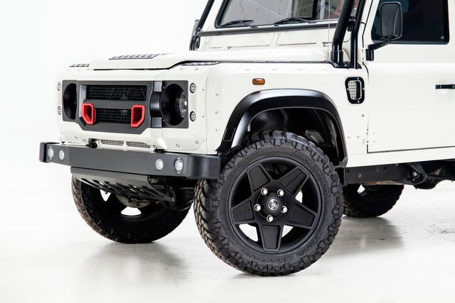 1997 Land Rover Defender 90 Khan Wide Body in TX, 75006