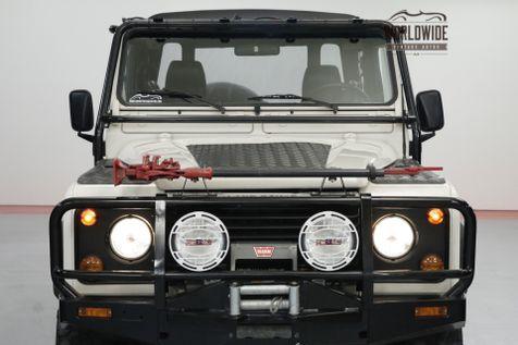 1997 Land Rover DEFENDER 90 NAS. SOFT TOP. 71K MILES! AUTO. COLLECTOR! | Denver, CO | Worldwide Vintage Autos in Denver, CO