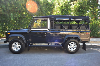 1997 Land Rover Defender 110  Convertible   Beach Runner  Fully Restored  city California  Auto Fitness Class Benz  in , California