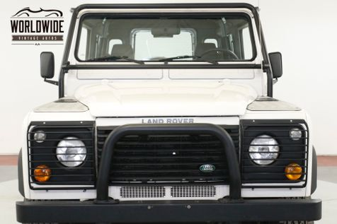1997 Land Rover DEFENDER NAS. 26K ORIGINAL MILES! AUTO V8 COLLECTOR  | Denver, CO | Worldwide Vintage Autos in Denver, CO