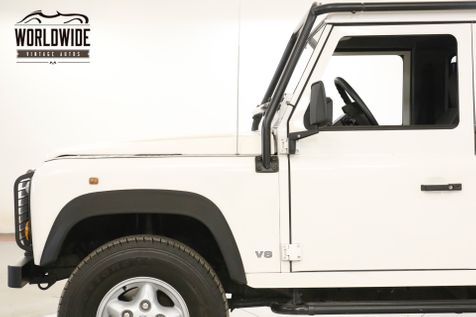 1997 Land Rover DEFENDER NAS. 26K ORIGINAL MILES! AUTO V8 COLLECTOR    Denver, CO   Worldwide Vintage Autos in Denver, CO