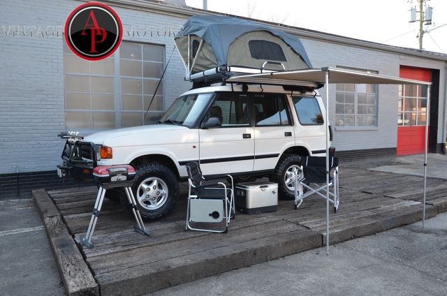 1997 Land Rover Discovery RARE SD NEW BUILD