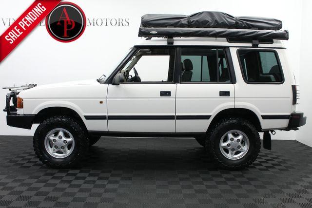 1997 Land Rover Discovery RARE SD. BUILT