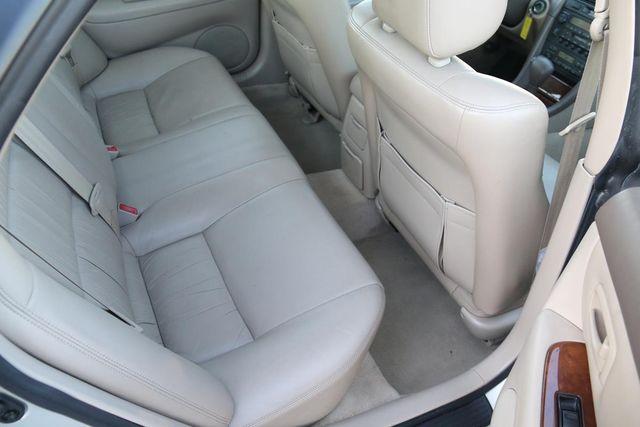 1997 Lexus ES 300 Luxury Sport Sdn Santa Clarita, CA 16
