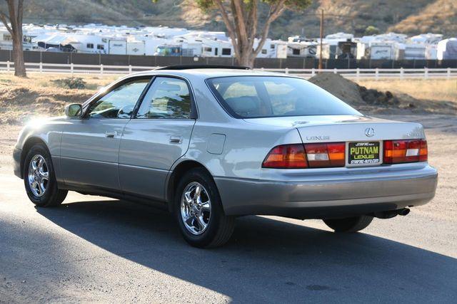 1997 Lexus ES 300 Luxury Sport Sdn Santa Clarita, CA 5