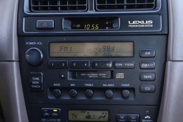 1997 Lexus ES 300 Luxury Sport Sdn Santa Clarita, CA 19