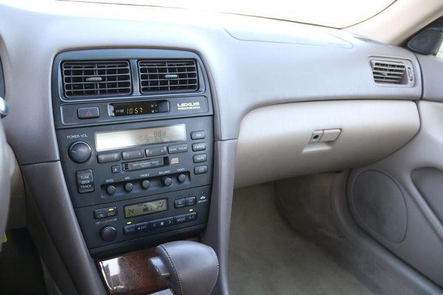 1997 Lexus ES 300 Luxury Sport Sdn Santa Clarita, CA 18