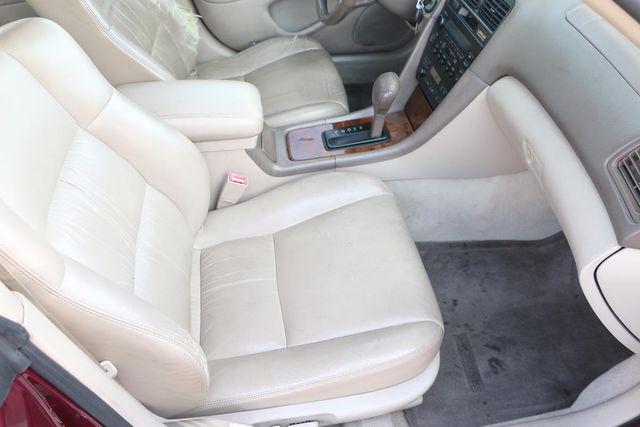 1997 Lexus ES 300 Luxury Sport Sdn Santa Clarita, CA 14