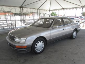 1997 Lexus LS 400 Luxury Sdn Gardena, California