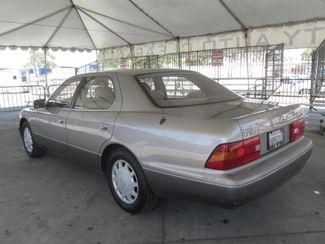1997 Lexus LS 400 Luxury Sdn Gardena, California 1