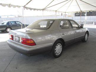 1997 Lexus LS 400 Luxury Sdn Gardena, California 2