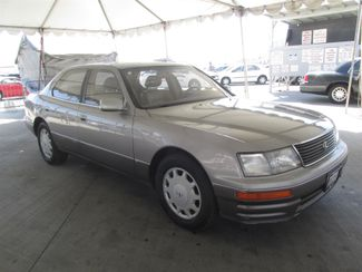 1997 Lexus LS 400 Luxury Sdn Gardena, California 3