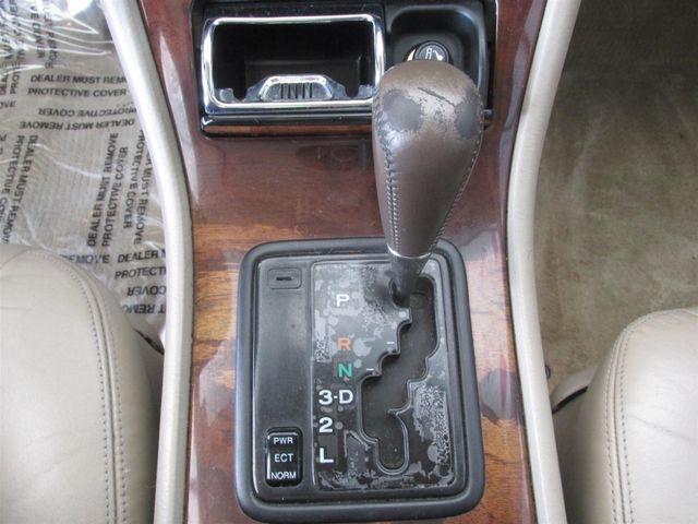 1997 Lexus LS 400 Luxury Sdn Gardena, California 7