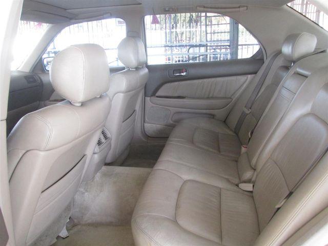 1997 Lexus LS 400 Luxury Sdn Gardena, California 10