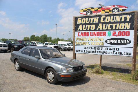 1997 Lexus LS 400 Luxury Sdn 400 in Harwood, MD