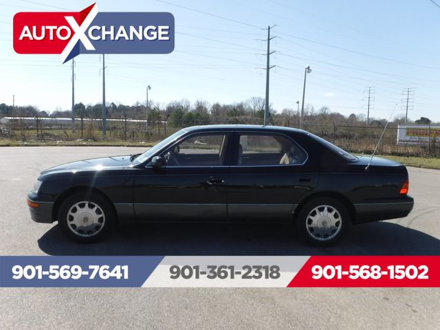 1997 Lexus LS 400 Sedan