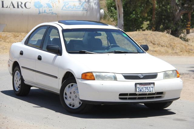 1997 Mazda Protege LX Santa Clarita, CA 3