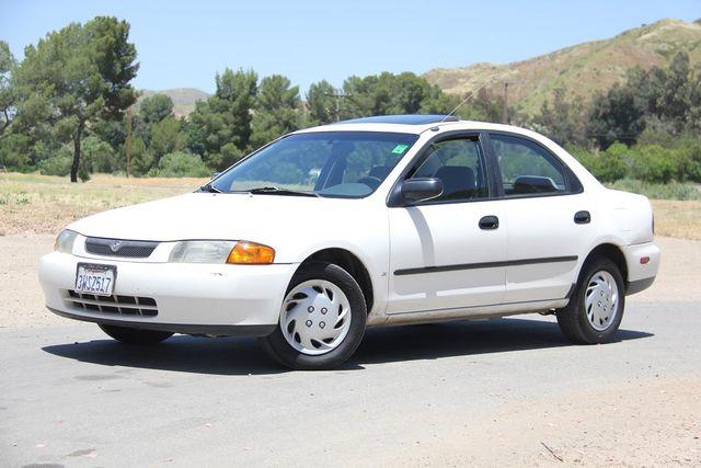 1997 Mazda Protege LX Santa Clarita, CA 1
