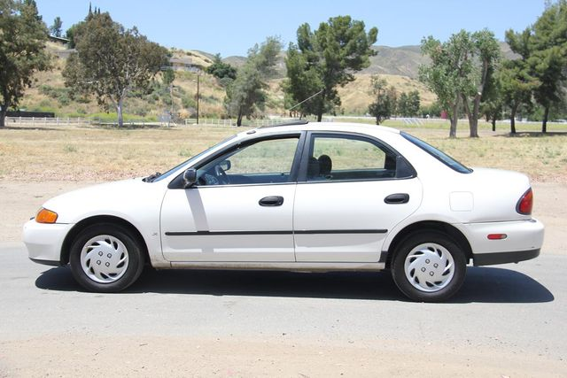1997 Mazda Protege LX Santa Clarita, CA 11