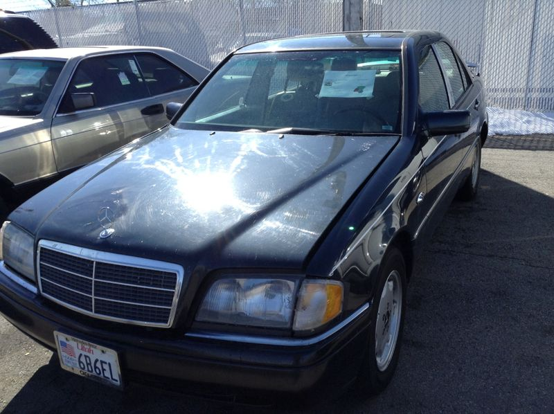 1997 Mercedes-Benz C280   in Salt Lake City, UT
