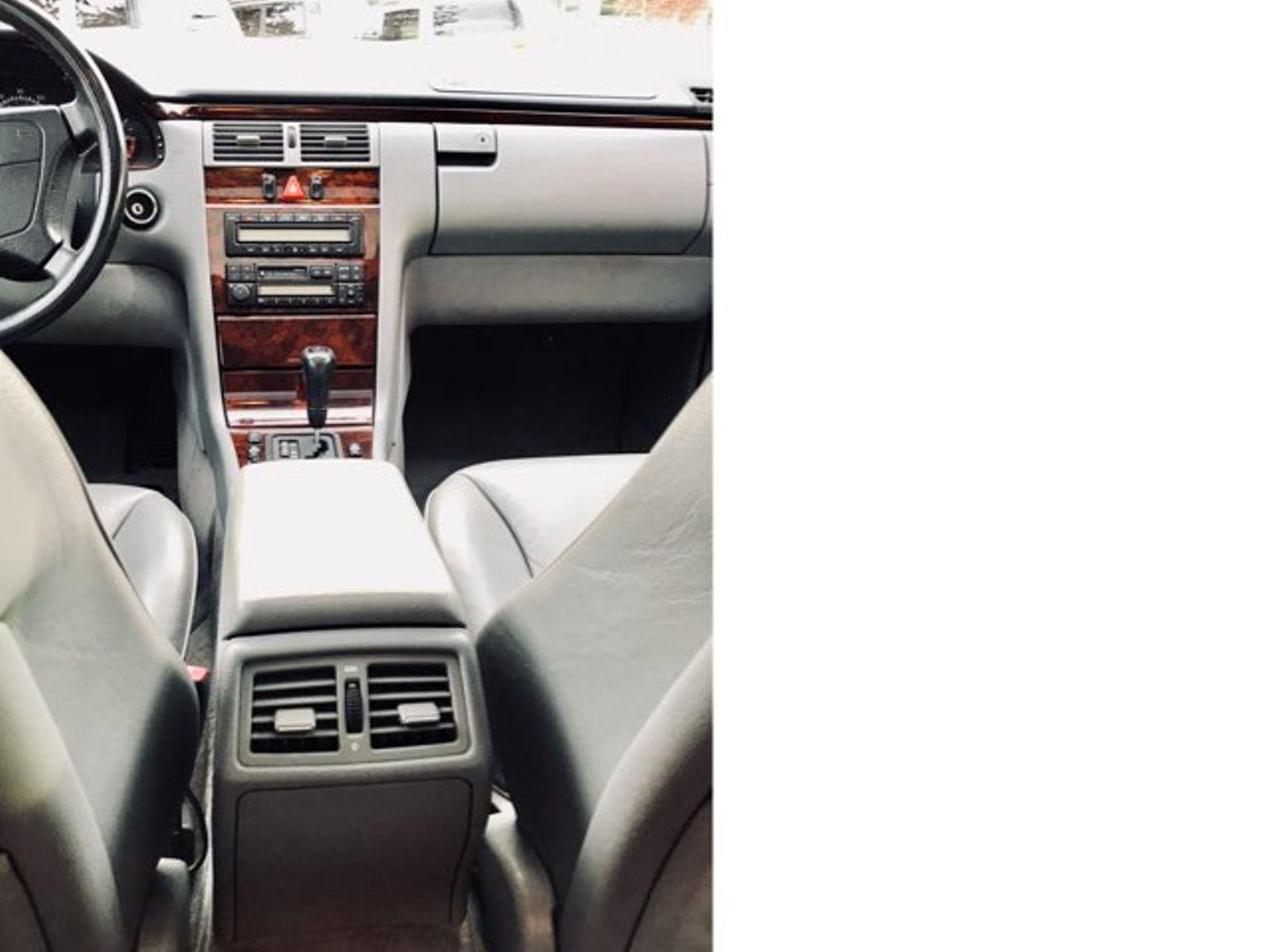 1997 Mercedes Benz E Class E420 city NC Little Rock Auto Sales Inc