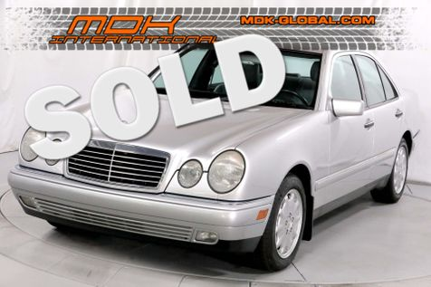 1997 Mercedes-Benz E320 - Only 83K miles - Michelin tires in Los Angeles