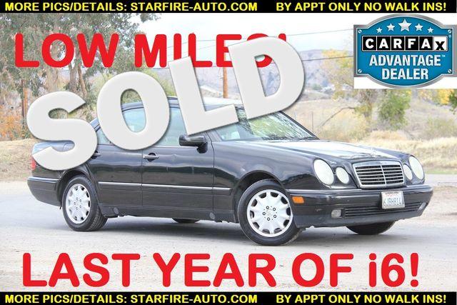 1997 Mercedes-Benz E320 | Santa Clarita, CA | Starfire Auto Inc