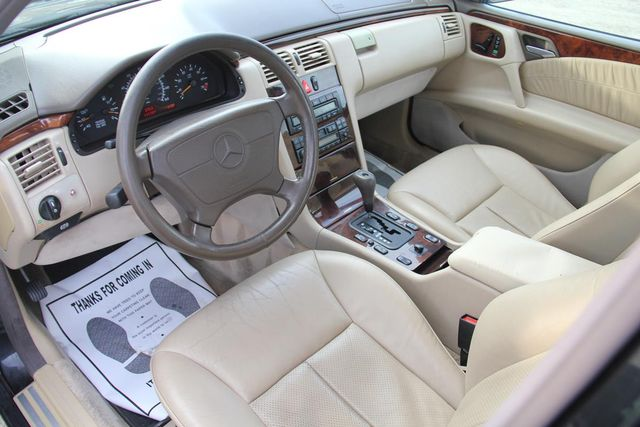 1997 Mercedes-Benz E320 Santa Clarita, CA 8