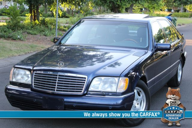 1997 Mercedes-Benz S600 ORIGINAL 71K MLS VERY RARE LUXURY SEDAN