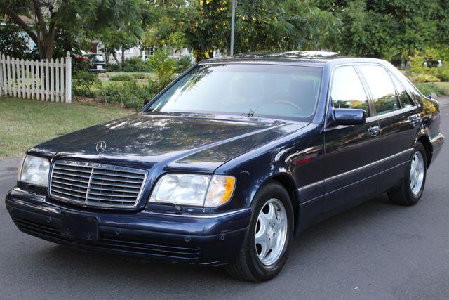 1997 Mercedes-Benz S600 ORIGINAL 71K MLS VERY RARE LUXURY SEDAN in Van Nuys, CA 91406