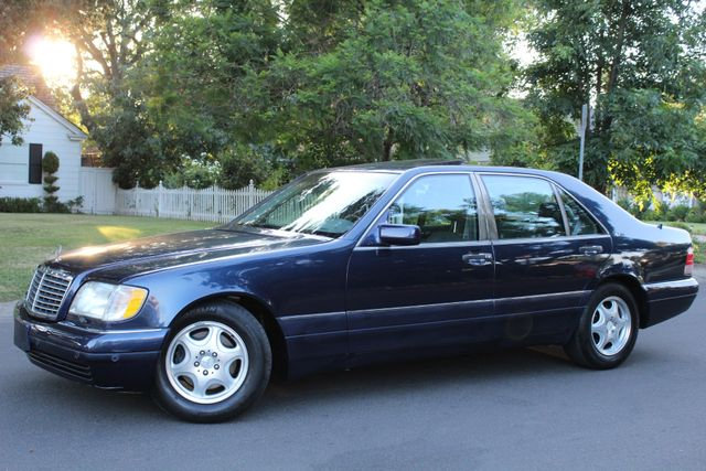 1997 Mercedes-Benz S600 ORIGINAL 71K MLS VERY RARE LUXURY SEDAN in North Hollywood, CA 91607