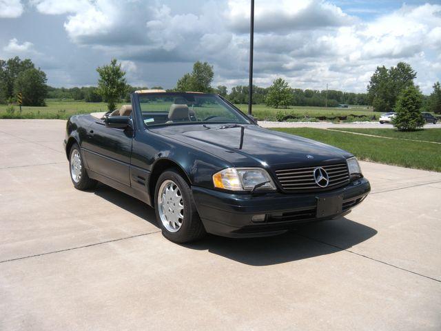 1997 Mercedes-Benz SL320 Chesterfield, Missouri
