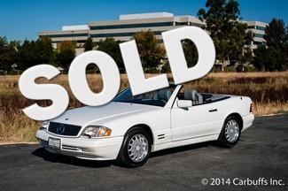 1997 Mercedes-Benz SL500  | Concord, CA | Carbuffs in Concord
