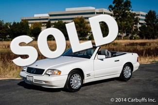 1997 Mercedes-Benz SL500  | Concord, CA | Carbuffs in Concord